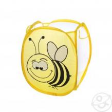 Купить корзина для игрушек наша игрушка пчелка ( id 12745576 )