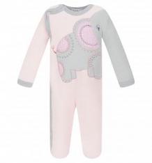 Купить комбинезон sofija laki, цвет: розовый ( id 8228863 )
