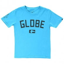 Футболка детская Globe Know Money Neon Blue голубой ( ID 1163075 )