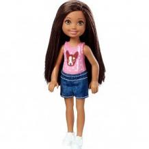 Купить кукла barbie barbie club chelsea шатенка с длинными волосами 13.5 см ( id 4885129 )