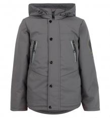 Купить куртка ovas бруно, цвет: т.серый 22к71