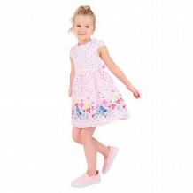 Купить платье малинка, цвет: розовый ( id 11544556 )