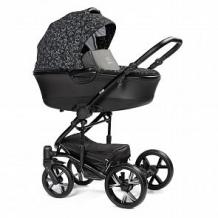 Купить коляска 2 в 1 bebizaro cross, цвет: серый ( id 12852424 )