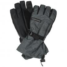 Купить перчатки сноубордические dakine titan glove carbоn черный,серый 1192645