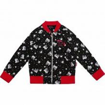 Купить кофта-бомбер chinzari, цвет: черный ( id 11699146 )