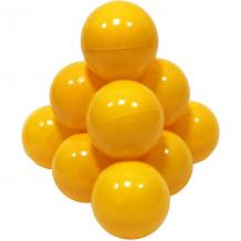 Купить шарики для сухого бассейна hotenok 50 шт, 7 см, жёлтые 9633870