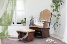 Купить кресло для мамы можга (красная звезда) с 254 с 254