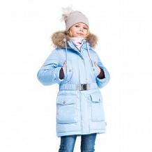 Купить куртка boom by orby, цвет: голубой ( id 11118626 )