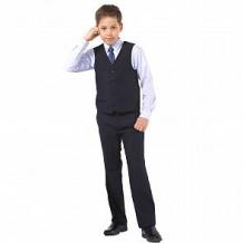 Купить брюки olmi, цвет: синий ( id 12719998 )