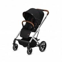 Купить прогулочная коляска cybex balios s denim, цвет: черный ( id 11004704 )