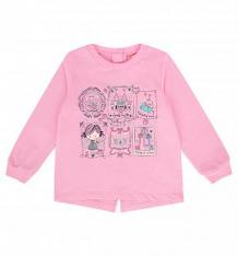 Купить джемпер cherubino сказка, цвет: розовый ( id 9992928 )