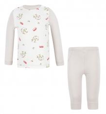 Купить комплект кофта/брюки tiger baby & kids, цвет: серый ( id 5389099 )