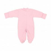 Купить комбинезон чудесные одежки, цвет: розовый ( id 12491614 )