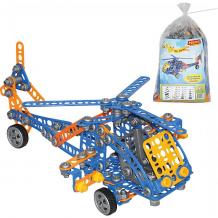 """Купить конструктор полесье """"изобретатель"""" вертолёт №2 232 детали, в пакете ( id 7927394 )"""