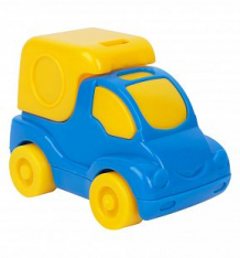 Купить фургон полесье беби кар синий 9 см ( id 5715013 )