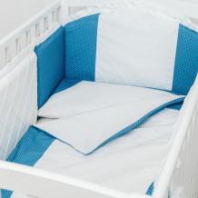 Купить комплект в кроватку colibri&lilly ocean (4 предмета)