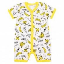 Купить песочник leader kids банановое лето, цвет: белый ( id 11316068 )