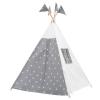 VamVigvam Вигвам Звездопад с окном и карманом 110х110 см vv010348