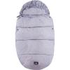 Конверт зимний пуховый Marble Grey, Elodie Details, серый 4966148