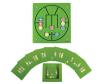 Деревянная игрушка Beleduc Настенный игровой элемент Три в ряд 23628