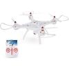 Квадрокоптер с WiFi камерой Syma X8SW-D, белый ( ID 10499537 )