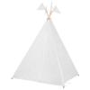 VamVigvam Вигвам Simple White с окном и карманом vv010301