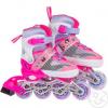 Ролики Lol Т14974 размер28-33, цвет: розовый ( ID 12522148 )