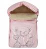 Leader Kids Конверт в коляску Мишка 70 х 48 см, цвет: розовый ( ID 9690042 )