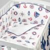 Бортик в кроватку Fluffymoon Sea Journey №3 120x60 см