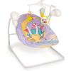 Кресло-качели Happy Baby Jolly V2, фиолетовый 10244696