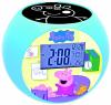 Часы Lexibook Проектор Свинка Пеппа RL975PP