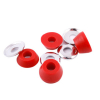 Амортизаторы для скейтборда Independent Low Soft 92A Red (4 Pack) ( ID 1022163 )