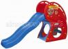 Горка Haenim Toy Дельфин с баскетбольным кольцом HNP-716