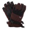 Перчатки сноубордические женские Pow Ws Warner Glove Brown черный,коричневый ( ID 1071317 )