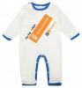 Комбинезон Lucky Child, цвет: белый/синий ( ID 1115168 )