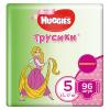 Трусики-подгузники Huggies для девочек 13-17 кг, Disney Box 48х2, 96 штук ( ID 4861819 )