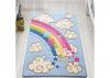 Confetti Kids Коврик Rainbow 9 мм 100х150 см CONF.01.18.100*150-01BL