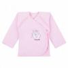 Распашонка Зайка Моя, цвет: розовый ( ID 11003510 )