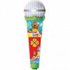 Микрофон Азбукварик Пой со мной! Руское диско, 19 см ( ID 7467529 )