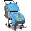 Санки-коляска  Детям 7