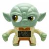 Часы Star Wars Будильник BulbBotz Yoda Йода 19 см 2020022