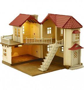 Купить игровой набор sylvanian families большой дом со светом ( id 94860 )