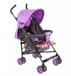 Купить коляска-трость tizo love, цвет: фиолетовый ( id 4946023 )