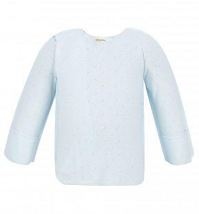 Купить распашонка lucky child 87289, цвет: голубой ( id 428609 )