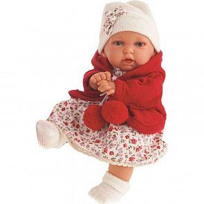 Купить кукла juan antonio азалия в красном наряде 27 см ( id 2522489 )