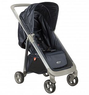 Купить прогулочная коляска gb motif c1020, цвет: blue ( id 554872 )