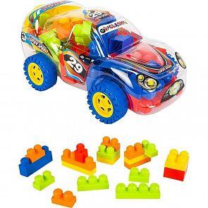 Купить конструктор игруша машина (20 дет.) ( id 1062425 )