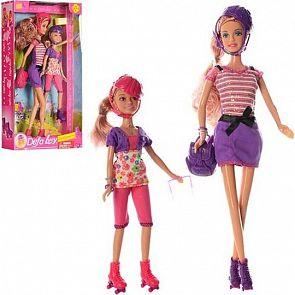 Купить кукла defa сестры на роликах 30 и 23 см ( id 3506722 )