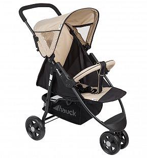 Купить прогулочная коляска hauck citi ci 13, цвет: almond ( id 166280 )