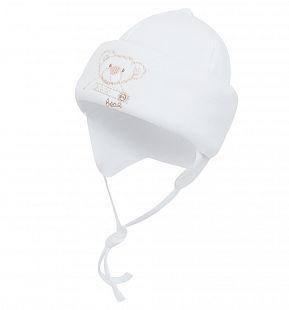 Купить шапка sofija mis, цвет: белый ( id 4997407 )